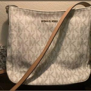 Michael Kors Crossbody Messenger Bag